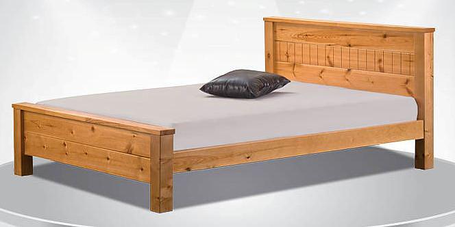 סנסציוני מיטה זוגית דגם RL-42 SLEEPNET - SLEEPNET - מיטות מעץ HR-28