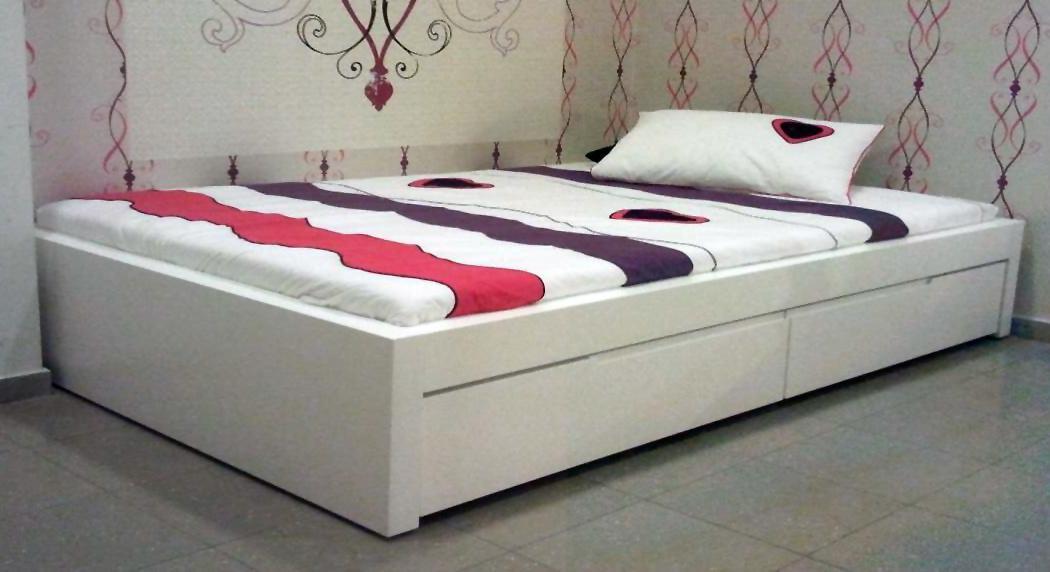 מעולה מיטה ברוחב וחצי מעוצבת דגם אלון +מיטה נפתחת ומגירות SLEEPNET HC-63