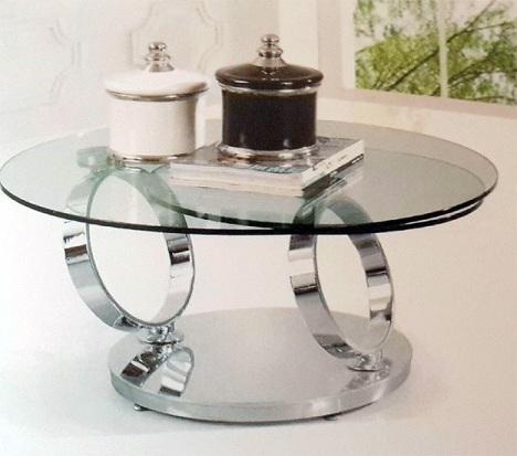 מעולה שולחן לסלון מזכוכית דגם 8857 SLEEPNET - SLEEPNET - שולחנות סלון GA-06