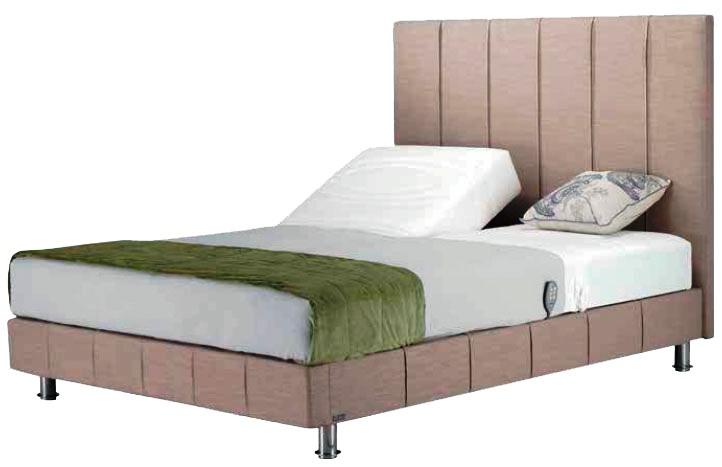 מדהים מיטה מתכווננת זוגית דגם רומנטיק עם מערכת פוליגב אקטיב מבית עמינח BI-71