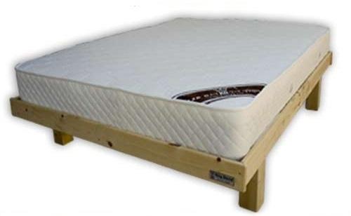 מיוחדים מיטה זוגית בסיס עץ מלא + מזרן SLEEPNET - SLEEPNET - מיטות מעץ OR-67