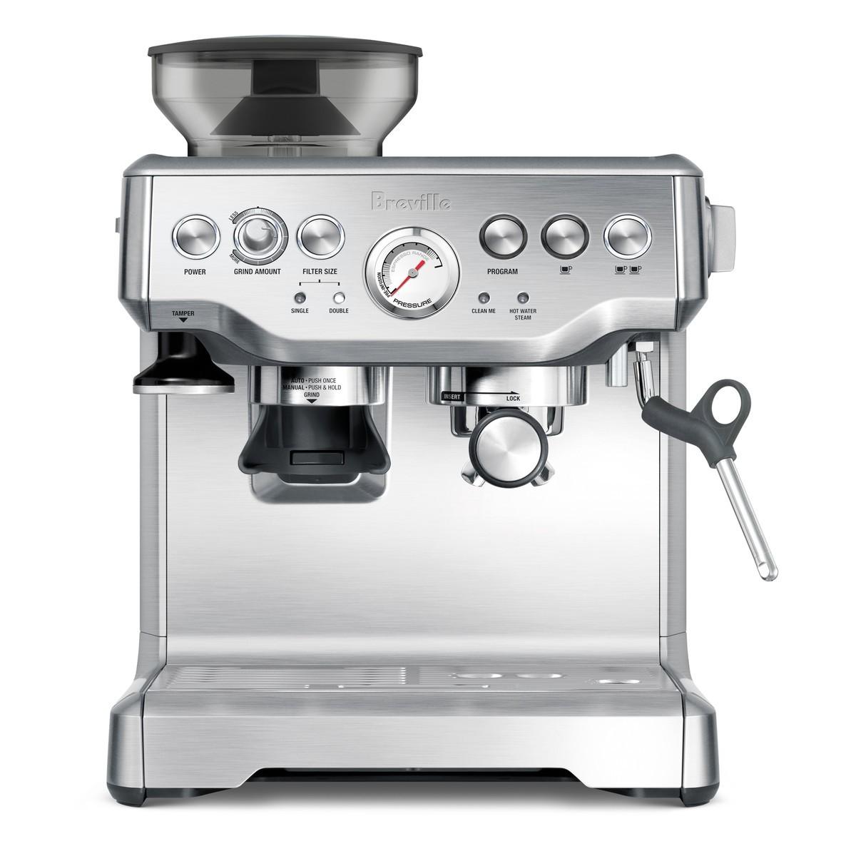 מקורי מכונת אספרסו Breville BES870 - Breville - מכונות קפה ON-39