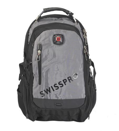 ניס תיק גב למחשב נייד SWISS PRO דגם 1460 - Swiss pro - תיקי גב \ מחשב SO-33