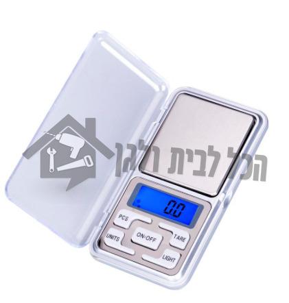 אדיר משקל כיס דיגיטלי מדויק גרמים Pocket Scale - משקלים QX-96
