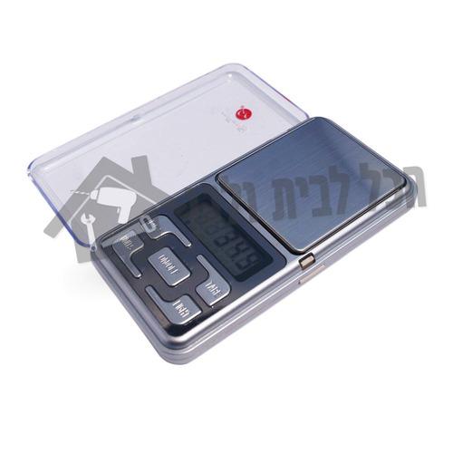 מבריק משקל כיס דיגיטלי מדויק גרמים Pocket Scale - משקלים NT-74