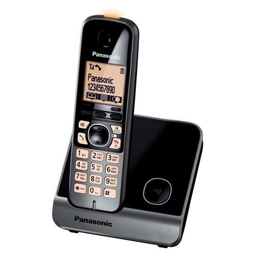 מתקדם KXTG6811 טלפון אלחוטי בעיברית פנסוניק AU-04