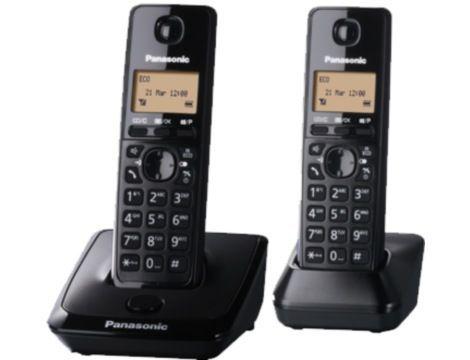 מתקדם KXTGC212 טלפון אלחוטי פנסוניק+שלוחה GU-67