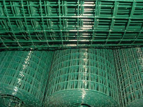 להפליא גדר רשת ירוקה ממתכת - וידר KNV LU-33