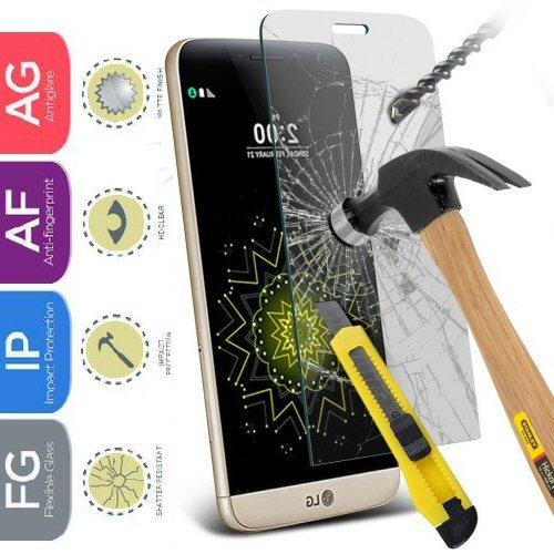 ברצינות Puregear Puretek Retail HD מגן מסך נגד שברים ל LG G5 - Puregear TP-88