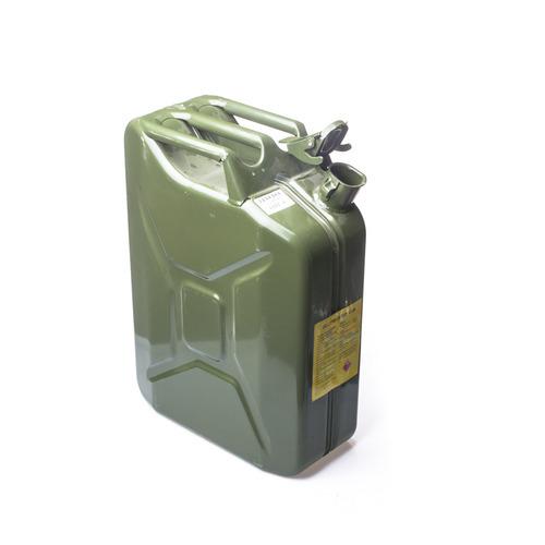 נפלאות ג'ריקן מיכל דלק מתכת 20 ליטר - מנשאי מים BP-46