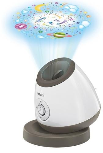 אינטרקום לתינוק BM5000 עם מקרן תקרה ומערכת חיישני אבטחה