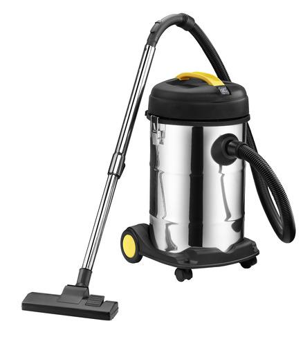 סנסציוני שואב אבק רטוב/יבש מיכל נירוסטה 30 ל' תוצרת KRAUSS | שואבי אבק ביתיים QI-78