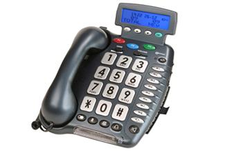 מקורי טלפון לכבדי שמיעה CL400 GEEMARC - GEEMARC - ציוד עזר לכבדי שמיעה HZ-75