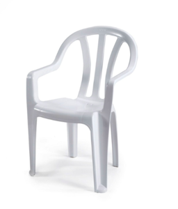 למעלה כסאות פלסטיק - גארדן סייל GD-58