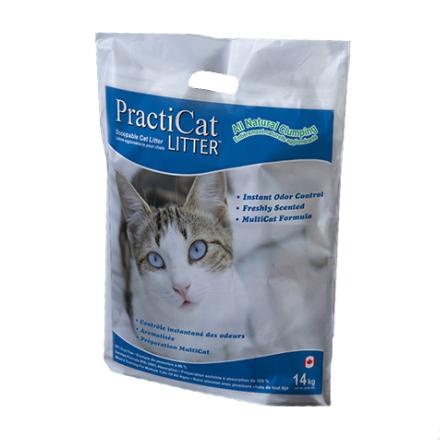 בלתי רגיל חול מתגבש לחתול פרקטיקט - חולות חתולים TK-06