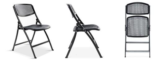 מקורי נילי כסא אורח מתקפל פלסטיק - כסאות אורח פלסטיק DK-75