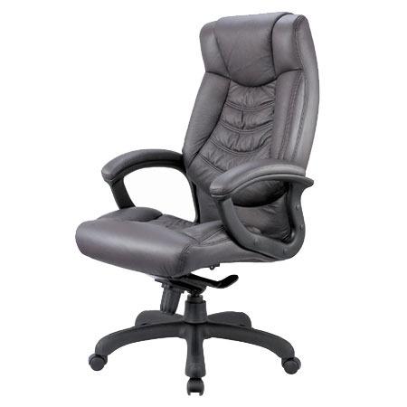 מפוארת כסא מנהל אורטופדי מדמוי עור PU נעים דגם אדאני מנהל מיליון כסאות NS-79