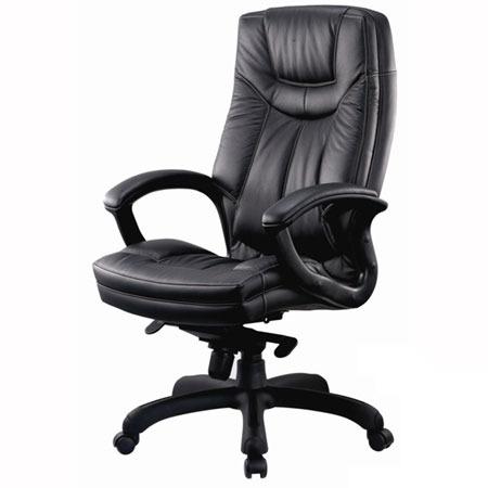 מגה וברק קרט כיסא מנהלים אורטופדי מדמוי עור PU מיליון כסאות - מיליון כסאות MN-16