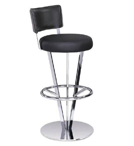 מודיעין כיסא בר עם גב גבוה מרופד בדמוי עור דגם מקרנה מיליון כסאות - מיליון OC-03