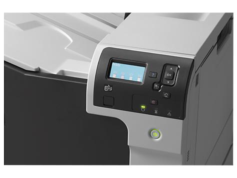 בנפט מדפסת לייזר צבע HP Color LaserJet Enterprise M750dn D3L09A - Hp CH-98
