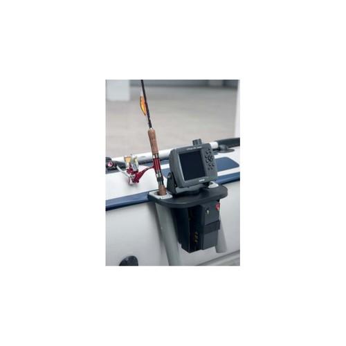 מעולה  מתקן לחכות לסירות גומי לדייג סירות קוליברי KOLIBRI VU-23