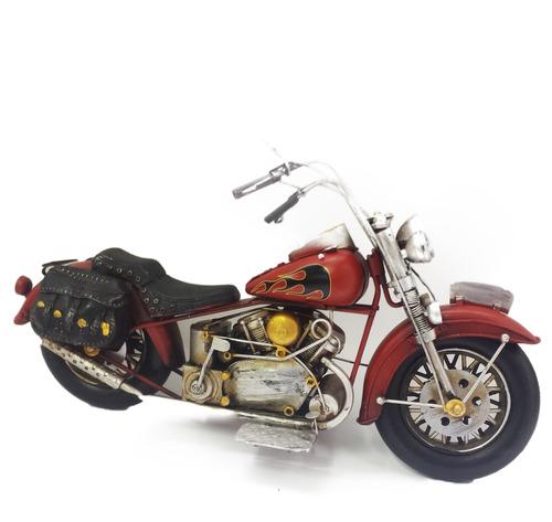 אדיר אופנוע הארלי דיווידסון (Harley-Davidson) - מכוניות רטרו FO-95