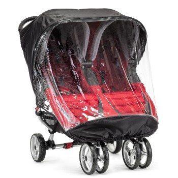 מאוד כיסוי גשם לעגלת תאומים בייבי ג'וגר Baby-Jogger - Baby-Jogger FV-15