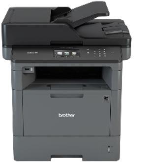אדיר מדפסת לייזר משולבת ברדר Brother MFC-L5750DW PJ-31