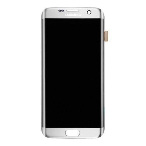 מרענן Samsung החלפת מסך LCD+מגע מקורי Galaxy S7 Edge - תיקון SAMSUNG QE-14