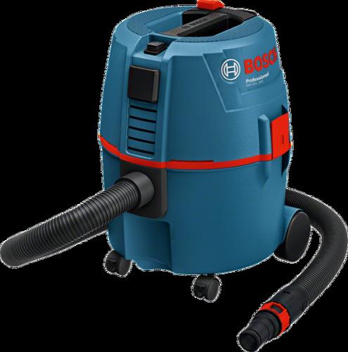 משהו רציני שואב אבק רטוב/יבש BOSCH GAS 20 - מוסרי כלי עבודה WG-07