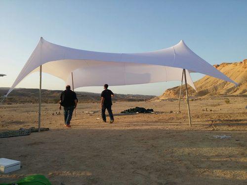 שונות אוהל לייקרה לים 8x6 PLAYA - PLAYA - אוהלי לייקרה XK-75