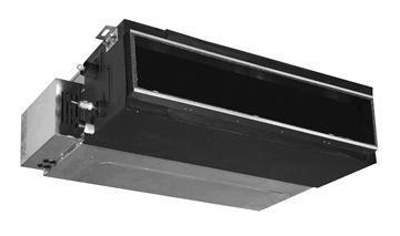 האופנה האופנתית מזגן מיני מרכזי TADIRAN SUPER SLIM 35P HX-69