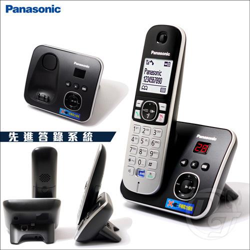 הגדול KXTG6821 PANASONIC טלפון אלחוטי עם משיבון תפריט עברית רוסית אנגלית HO-17