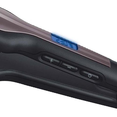 להפליא REMINGTON מחליק שיער פלטות רחבות עם צג דיגיטלי מקצועי FU-77