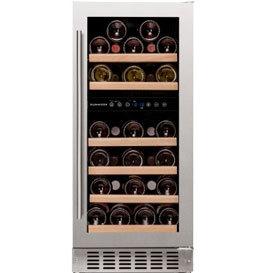 מתקדם מקרר יין אינטגרלי 32 בקבוקים Dunavox דגם DAU-32.81DSS CQ-57