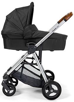 מעולה עגלת Zero שחור - בייביסטאר רשת חנויות מוצרי תינוקות | עגלות PP-58