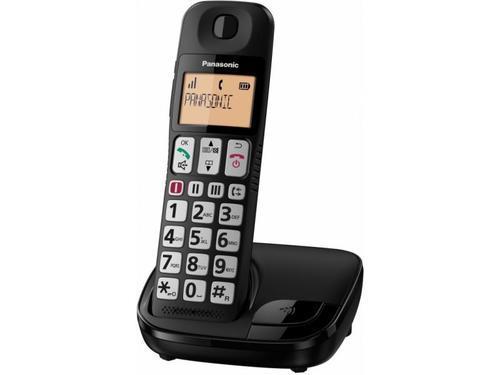 מעולה KXTGE110 טלפון אלחוטי PANASONIC לכבדי שמיעה KS-71