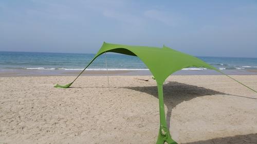מסודר צלייה לים - אוהל לים ולגינה מבד, לייקרה ועוד - מחיר מבצע - MyGan RY-67