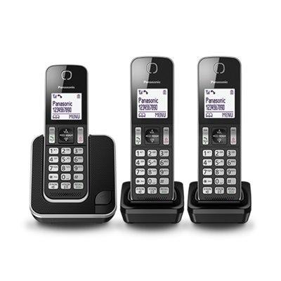 מפוארת טלפון אלחוטי Panasonic KXTGD313 פנסוניק AZ-95