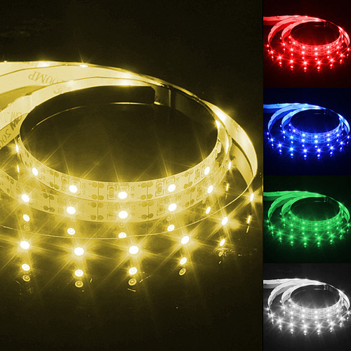 תוספת פס תאורת לד מחליף צבעים באורך כ - 1 מטר EC-71