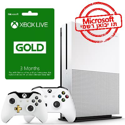 מבריק Xbox One S בזול BO-35