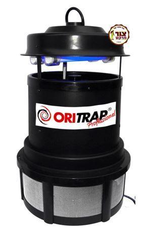 מבריק קטלן ORITRAP, קטלן יתושים ומעופפים מקצועי לתעשייה למסחר ולחצרות FQ-63