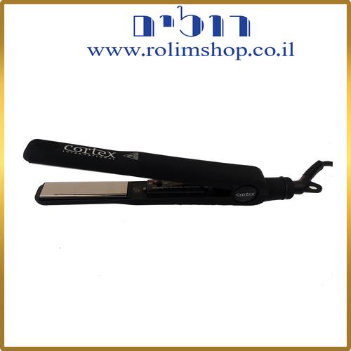 מדהים מחליק שיער מקצועי טיטניום סולו קורטקס AO-49