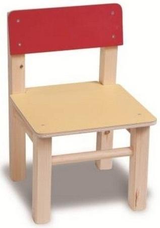 למעלה כסא מעץ מלא לילדים סופר עץ - סופר עץ - פינות ישיבה MT-58