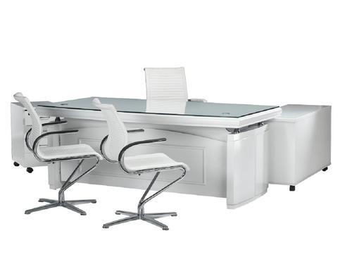 מודיעין שולחן מנהלים בעיצוב יוקרתי דגם 220 במחלקת ריהוט משרדי UI-11