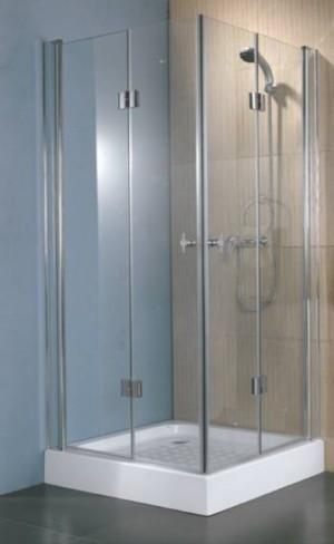 עדכני מקלחון פינתי הרמוניקה 80/80 90/90 תקן גרמני Tagor Design - - מקלחונים UA-14