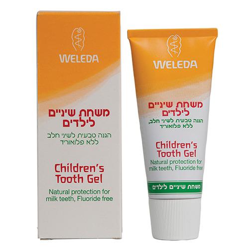 עדכני משחת שיניים טבעית לילדים Weleda - Weleda - קוסמטיקה ורחצה טבעית WR-67