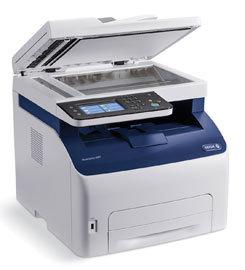 אולטרה מידי מדפסת לייזר צבעונית משולב Xerox WorkCentre 6027V_NI זירוקס יבואן BN-42