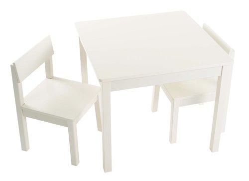 מעולה שולחן וכסאות לילדים - דגם חלק קוקולה - - שולחן וכסאות FR-89