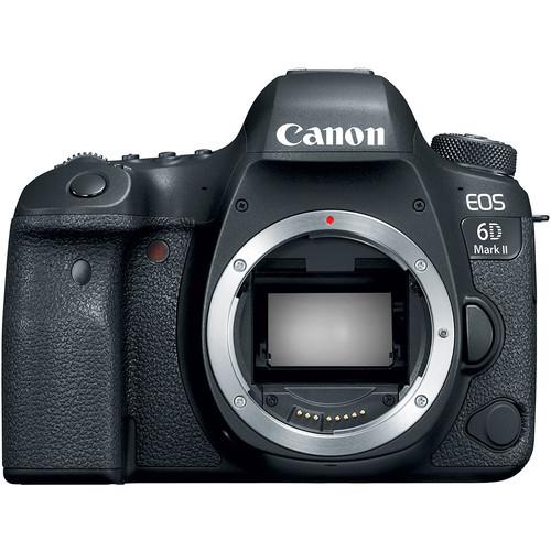 מדהים מצלמה רפלקס Canon EOS 6D Mark II – גוף בלבד NJ-44